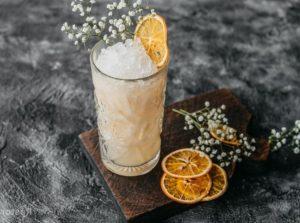 напиток персик бузина