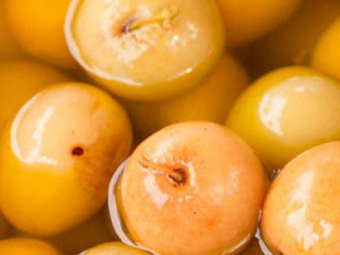 моченые яблоки с медом